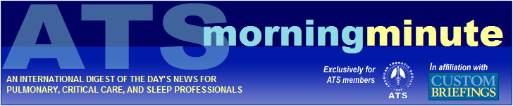 Please add MorningMinute@ats.custombriefings.com to your address book